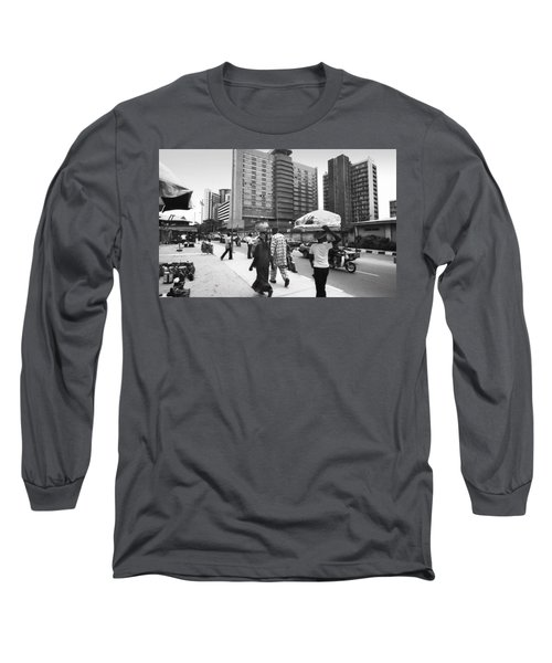 Broad Street -- Fmbn Long Sleeve T-Shirt