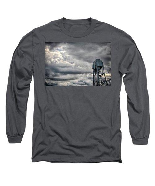 Broadway Bridge Hrd 3 Long Sleeve T-Shirt