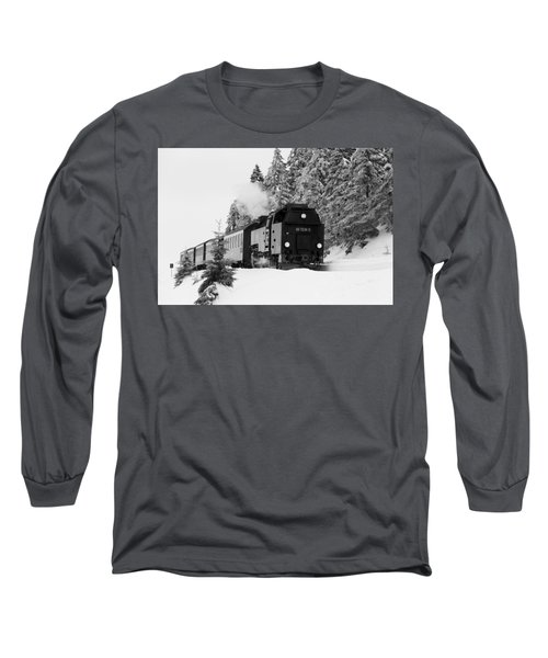 Brockenbahn, Harz Long Sleeve T-Shirt