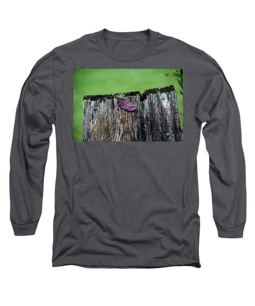 Brock's Leaf Long Sleeve T-Shirt