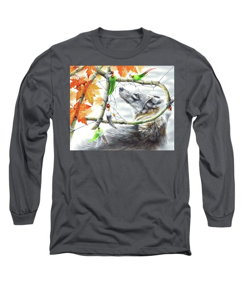 Broken Dream Long Sleeve T-Shirt