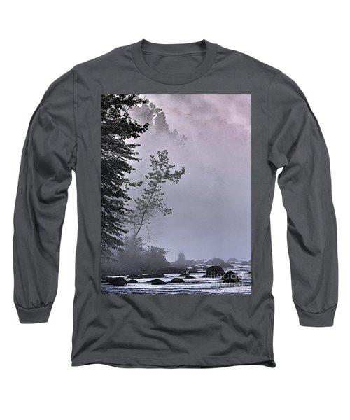 Brooding River Long Sleeve T-Shirt