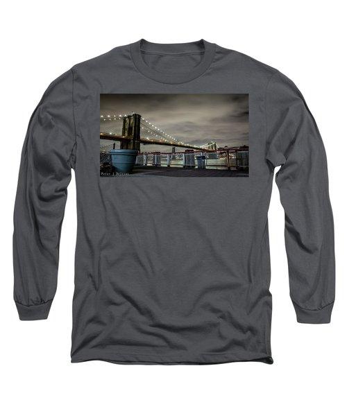 Brooklyn Manhattan Dockside Long Sleeve T-Shirt