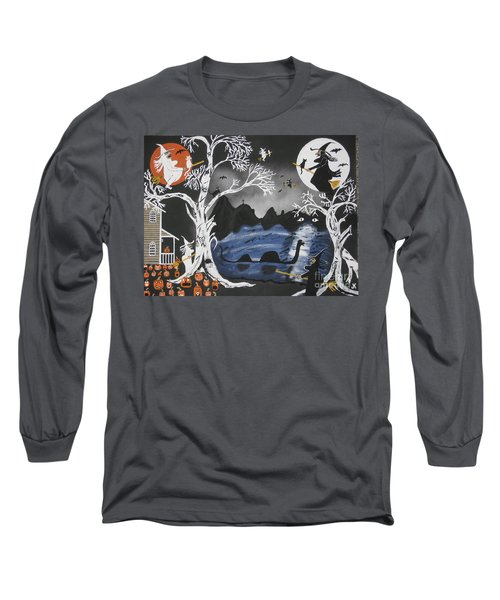 Broom Express Long Sleeve T-Shirt