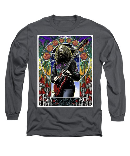 Brother Duane Long Sleeve T-Shirt by Gary Kroman