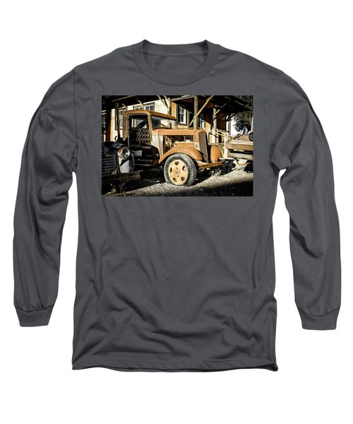 Vintage 1935 Chevrolet Long Sleeve T-Shirt
