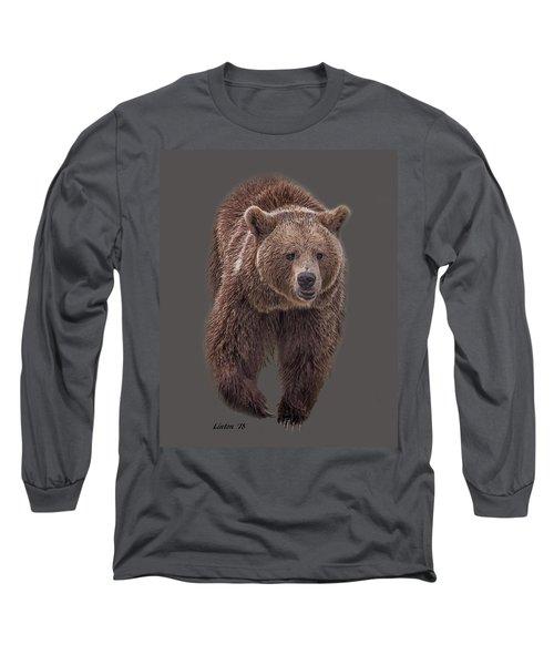 Brown Bear 8   Long Sleeve T-Shirt