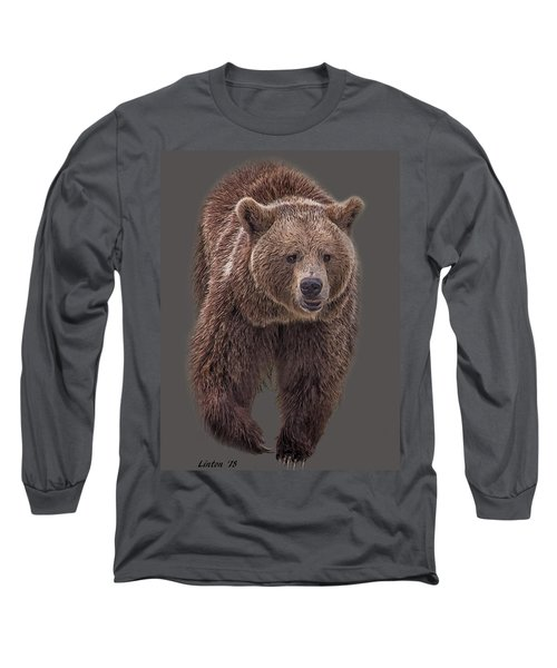 Brown Bear 8   Long Sleeve T-Shirt
