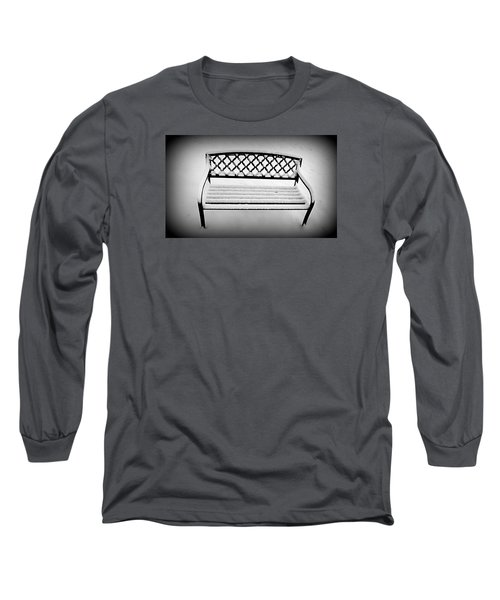 Long Sleeve T-Shirt featuring the photograph Brrr by Nick Kloepping
