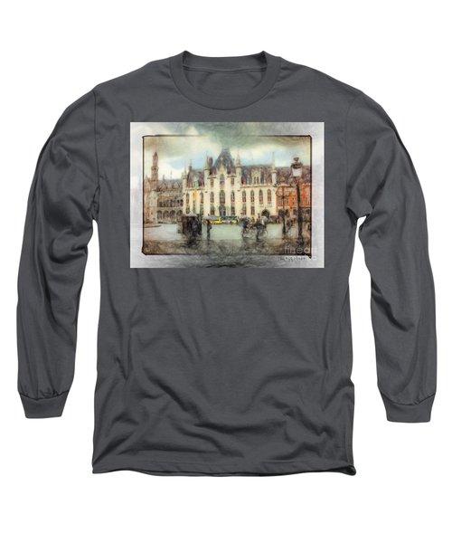 Bruges, Belgium Long Sleeve T-Shirt