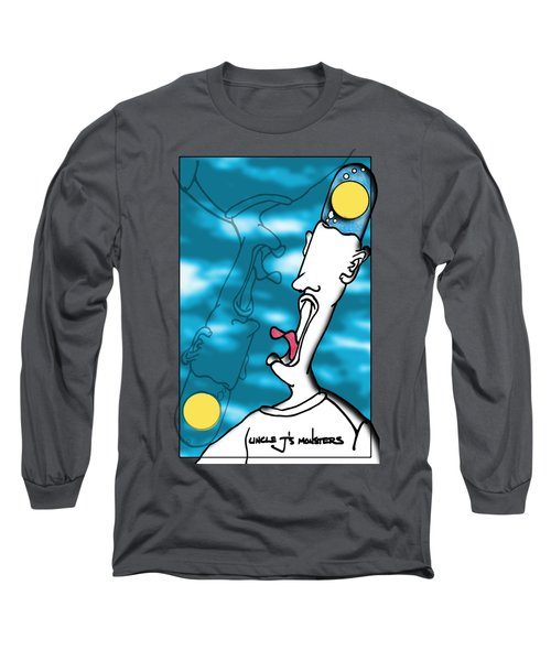 Bubble Brain  Long Sleeve T-Shirt