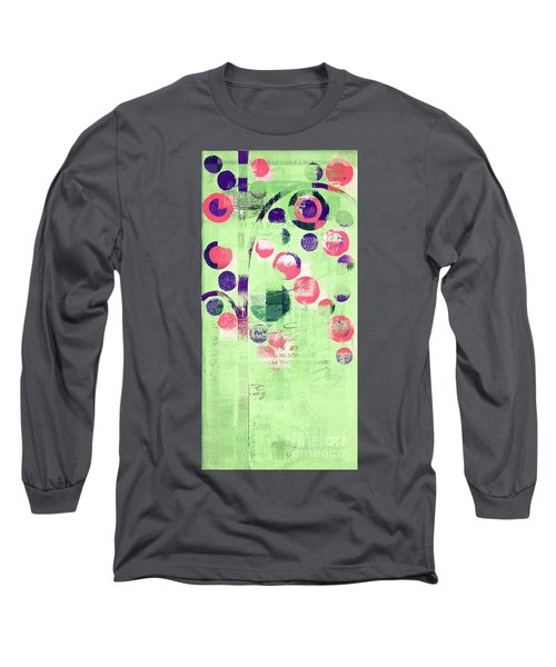 Long Sleeve T-Shirt featuring the photograph Bubble Tree - 224c33j5r by Variance Collections