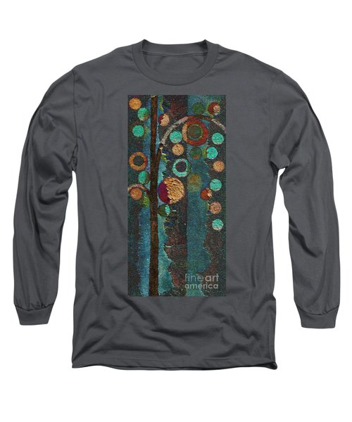 Bubble Tree - Spc02bt05 - Right Long Sleeve T-Shirt by Variance Collections