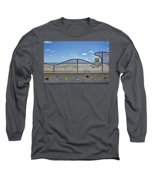 Buccaneer Beach Long Sleeve T-Shirt