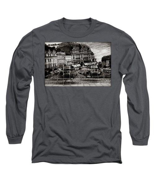 Bucharest - Old Town  Long Sleeve T-Shirt