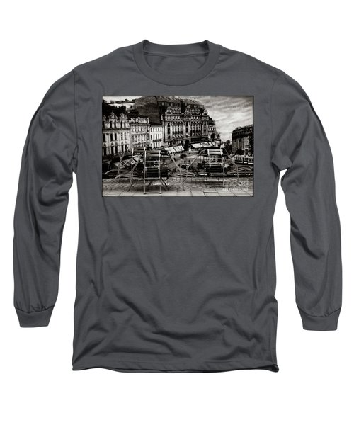 Bucharest - Old Town  Long Sleeve T-Shirt