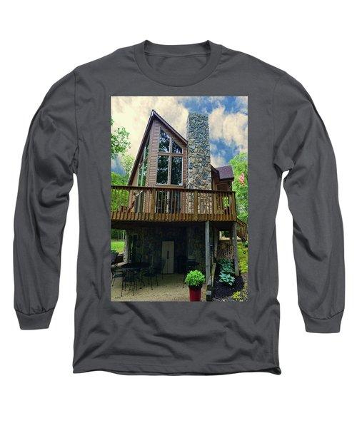 Buddy And Brenda Buckner Long Sleeve T-Shirt by Dana Sohr