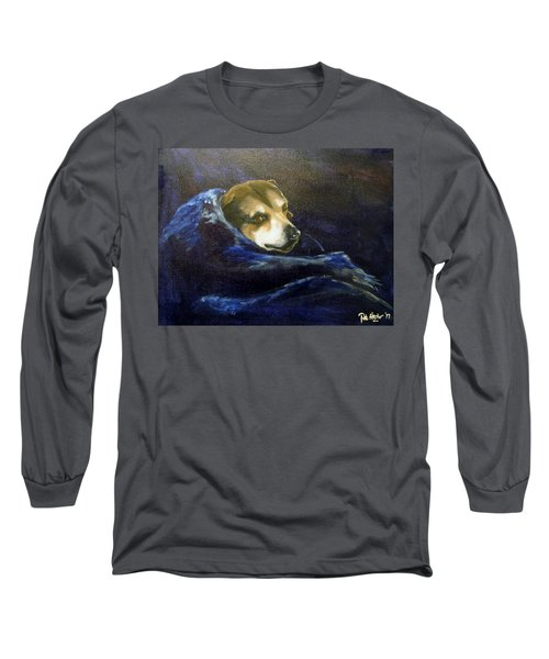 Buddy Rest In Peace Long Sleeve T-Shirt