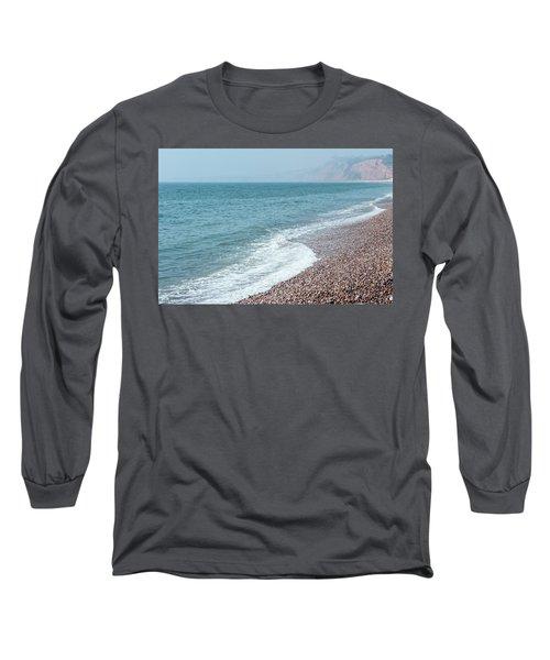 Budleigh Seascape II Long Sleeve T-Shirt