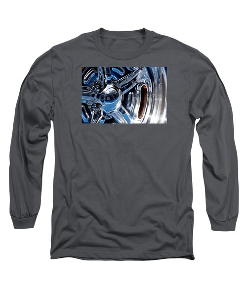 Budnik Wheel 02 Long Sleeve T-Shirt by Rick Piper Photography