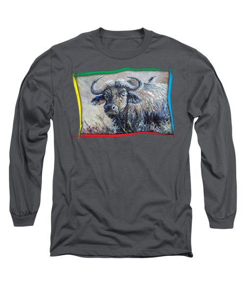 Buffalo And Bird Long Sleeve T-Shirt