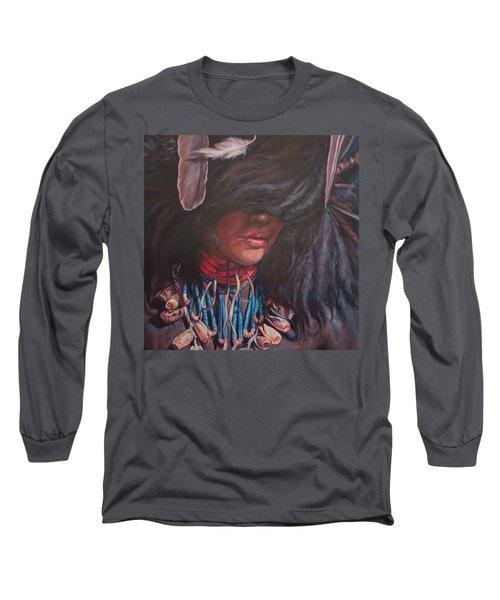 Buffalo Dancer Long Sleeve T-Shirt