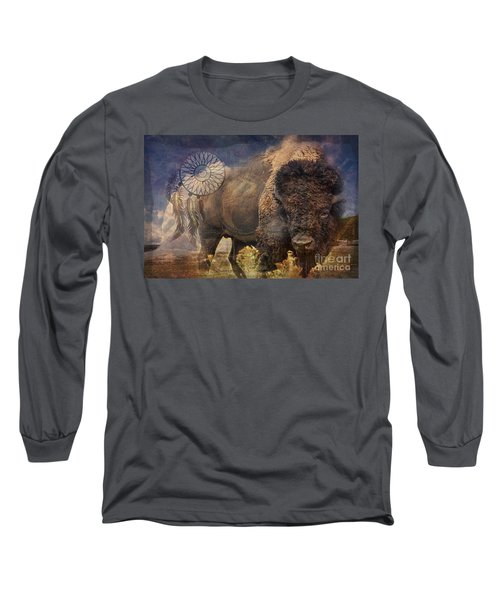 Buffalo Medicine 2015 Long Sleeve T-Shirt