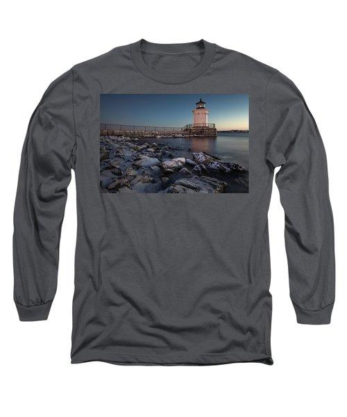 Bug Light Blue Hour Long Sleeve T-Shirt