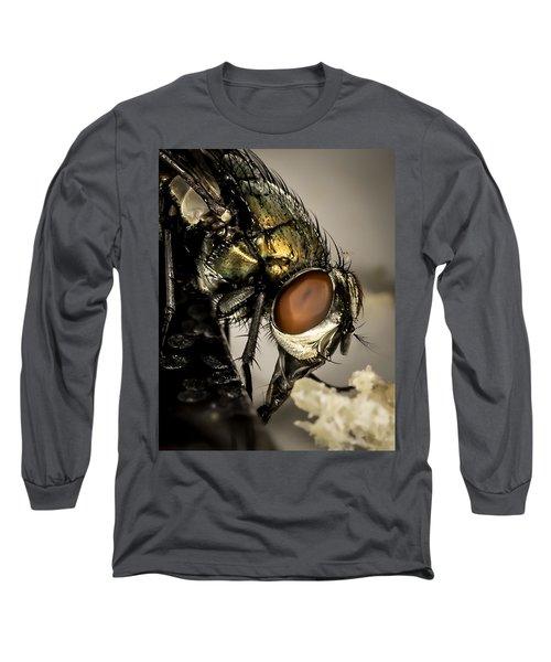 Bug On A Bug Long Sleeve T-Shirt