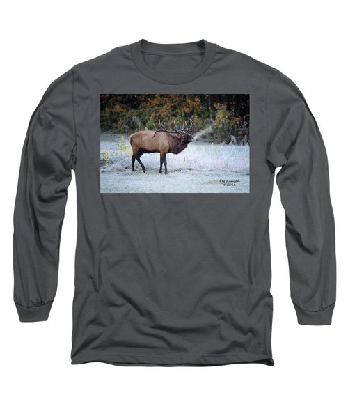 Bugle Of The Elk Long Sleeve T-Shirt