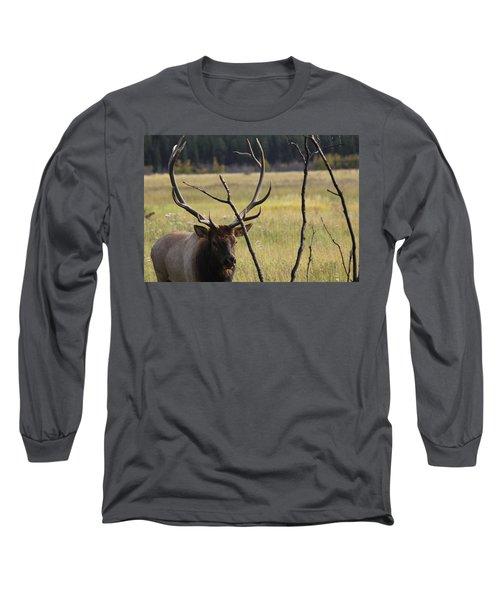 Bullelk2 Long Sleeve T-Shirt