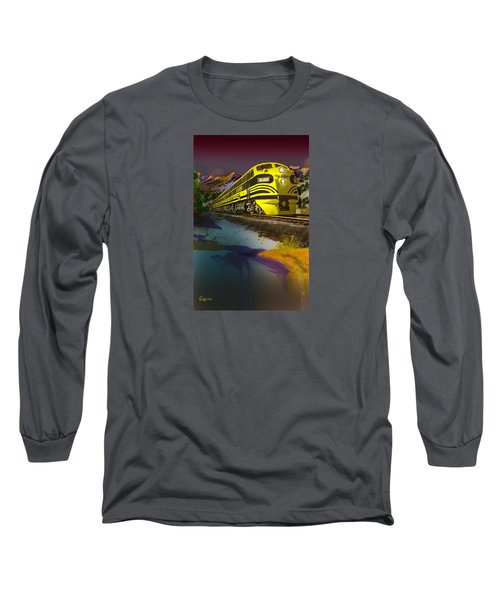 Bumble Bee F Unit Zephyr Long Sleeve T-Shirt by J Griff Griffin