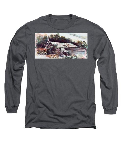 Buninyong Dairy Long Sleeve T-Shirt
