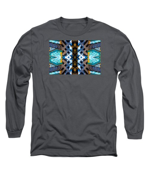 Burberry N83 V2 Long Sleeve T-Shirt by Raymond Kunst