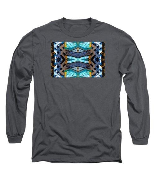 Burberry N83 V3 Long Sleeve T-Shirt by Raymond Kunst