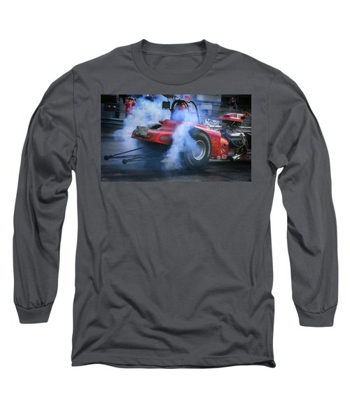 Burn Long Sleeve T-Shirt