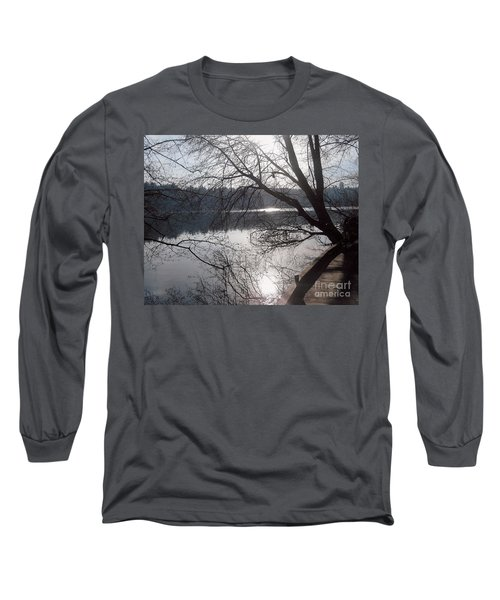 Burnaby Walk Long Sleeve T-Shirt by Kim Prowse