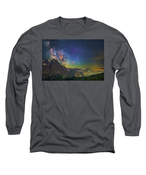 Burning Skies Long Sleeve T-Shirt