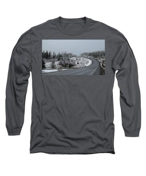 Burns Lake Bc Long Sleeve T-Shirt