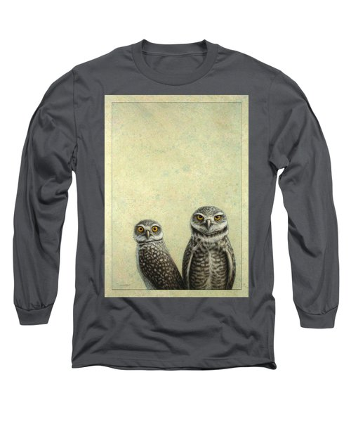 Burrowing Owls Long Sleeve T-Shirt