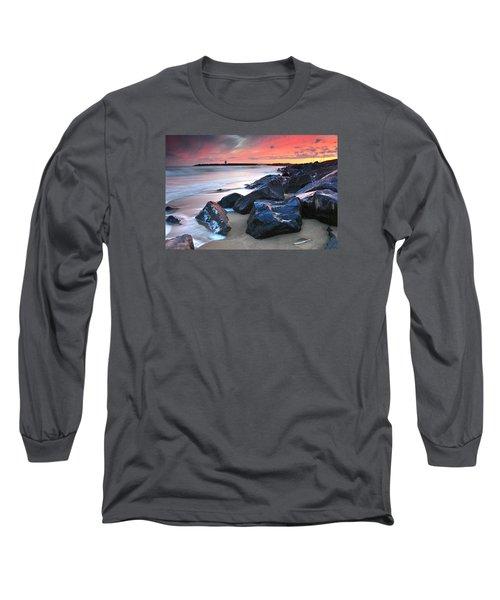 Burry Port 3 Long Sleeve T-Shirt