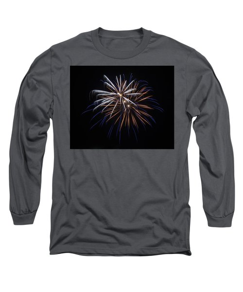 Long Sleeve T-Shirt featuring the photograph Burst Of Elegance by Bill Pevlor