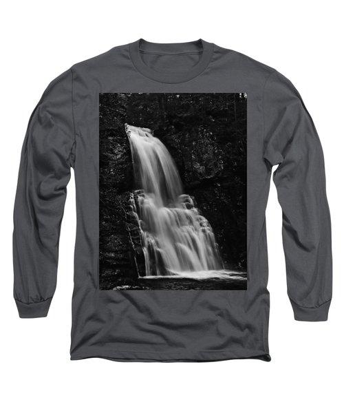 Bushkill Falls Long Sleeve T-Shirt