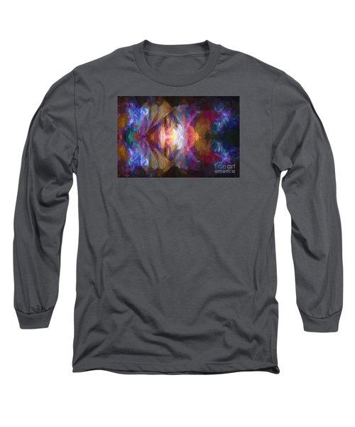 Busy Street Long Sleeve T-Shirt