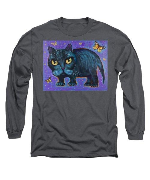 Butterflies Are Annoying Long Sleeve T-Shirt