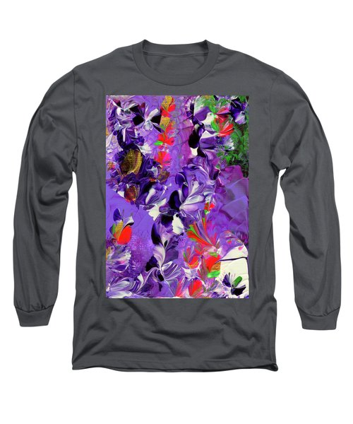 Butterfly Island Treasures Long Sleeve T-Shirt