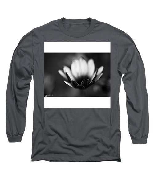 #bw #closeup #petals #someyearsago Long Sleeve T-Shirt