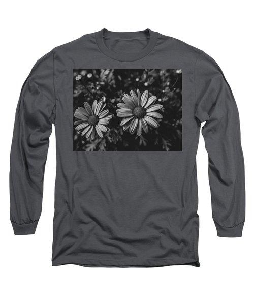 Bw Daisies Long Sleeve T-Shirt