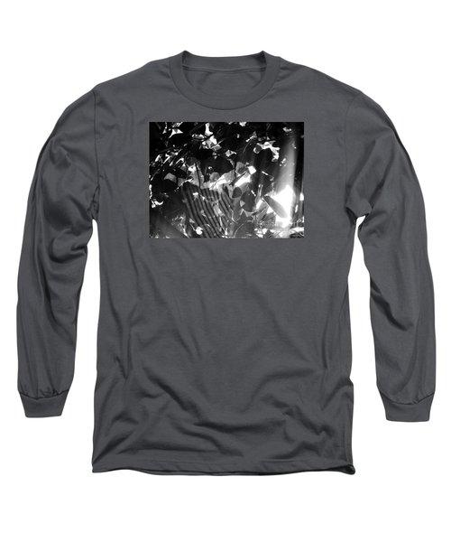 Bw Spider Phenomena Long Sleeve T-Shirt