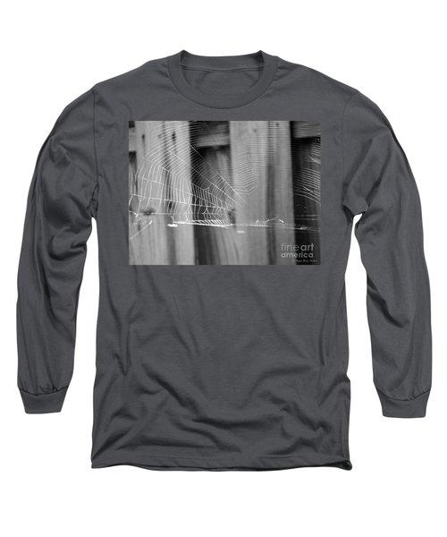 Bw Spiderweb Long Sleeve T-Shirt